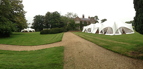 Marquee Hire Reading | Bay Tree Events